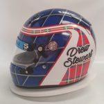 Helmets Custom-Drew Stewart 2020 01