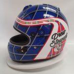Helmets Custom-Drew Stewart 2020 11