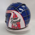 Helmets Custom-Drew Stewart 2020 13