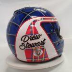 Helmets Custom-Drew Stewart 2020 14