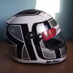 Helmets Custom-Dylan Robinson