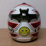 Helmets Custom-ECM Smiley 2016 01