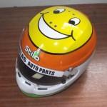Helmets Custom-Eugene Ward 2014 02