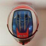 Helmets Custom-Evan Johnson 2019 04