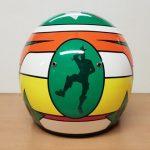 Helmets Custom-Fernandaz Chase 2018 03