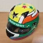 Helmets Custom-Fernandaz Phoenix 2018 02