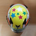 Helmets Custom-Fernandaz Phoenix 2018 03