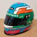 Helmets Custom-Fernandaz Romeo 2018 01