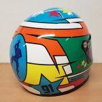 Helmets Custom-Fernandaz Romeo 2018 02