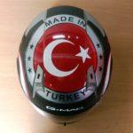 Helmets Custom-Hakan Durdu 2016 04
