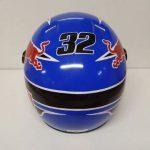 Helmets Custom-Harry McDowell 2020 04