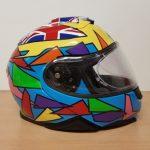 Helmets Custom-Harry Watts 2018 01
