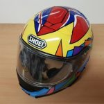 Helmets Custom-Harry Watts 2018 02