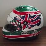Helmets Custom-Jack Irvine