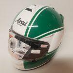 Helmets Custom-Jacky Hughes 2019 02