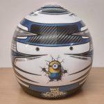 Helmets Custom-Jake Jackson 2017 03