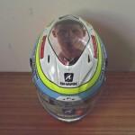 Helmets Custom-Jamie Hamiltion