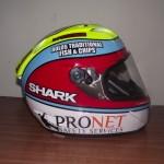Helmets Custom-Jamie Hamliton 01
