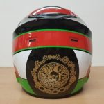 Helmets Custom-Jason Boldero 2018 04