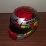Helmets Custom-Jason Curran 2013