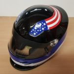 Helmets Custom-Joe Dawe 2018 02