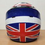 Helmets Custom-Joe Dawe 2018 03