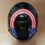 Helmets Custom-Joe Dawe 2018 04