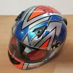 Helmets Custom-Joe Gardiner 2018 02