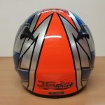 Helmets Custom-Joe Gardiner 2018 03