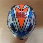 Helmets Custom-Joe Gardiner 2018 04