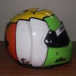 Helmets Custom-John Ward 2014 01