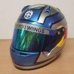 Helmets Custom-Joseph McMahon 2019 02