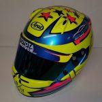 Helmets Custom-Kenzie McNally 2019 02