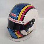 Helmets Custom-Kris Hughes 2021 02