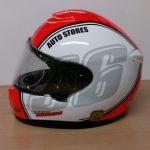 Helmets Custom-Kristen Burgess 2016 01
