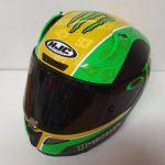 Helmets Custom-Lee Chisnall 2020 02