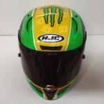 Helmets Custom-Lee Chisnall 2020 03