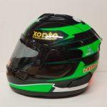 Helmets Custom-Liam Gordon 2019 01