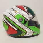 Helmets Custom-Luigi Trapani 2019 01