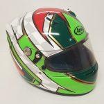 Helmets Custom-Luigi Trapani 2019 02