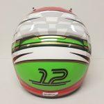 Helmets Custom-Luigi Trapani 2019 03