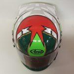 Helmets Custom-Luigi Trapani 2019 04