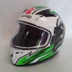 Helmets Custom-Mervy McLaughlin 2020 01
