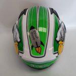 Helmets Custom-Mervy McLaughlin 2020 02