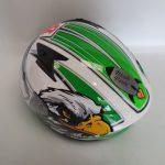 Helmets Custom-Mervy McLaughlin 2020 03