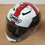 Helmets Custom-Michael Dixon 2018 03