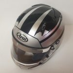 Helmets Custom-Michael Gray 2019 04