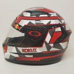 Helmets Custom-Mike Kokuz 2019 01