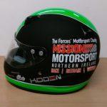 Helmets Custom-Mission Motorsport 2017 (Chris) 01