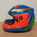 Helmets Custom-Myles Turnbull 2019 01